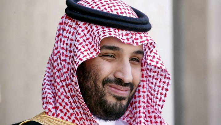 Saudi-Arabien: Wüstensohn und CEO