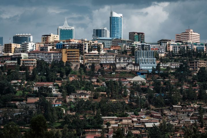 Kigali: Dank eines strengen Anti-Plastik-Regimes sind die Straßen der ruandesischen Hauptstadt so gut wie plastikfrei