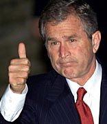 Bush zum Sieger erklärt