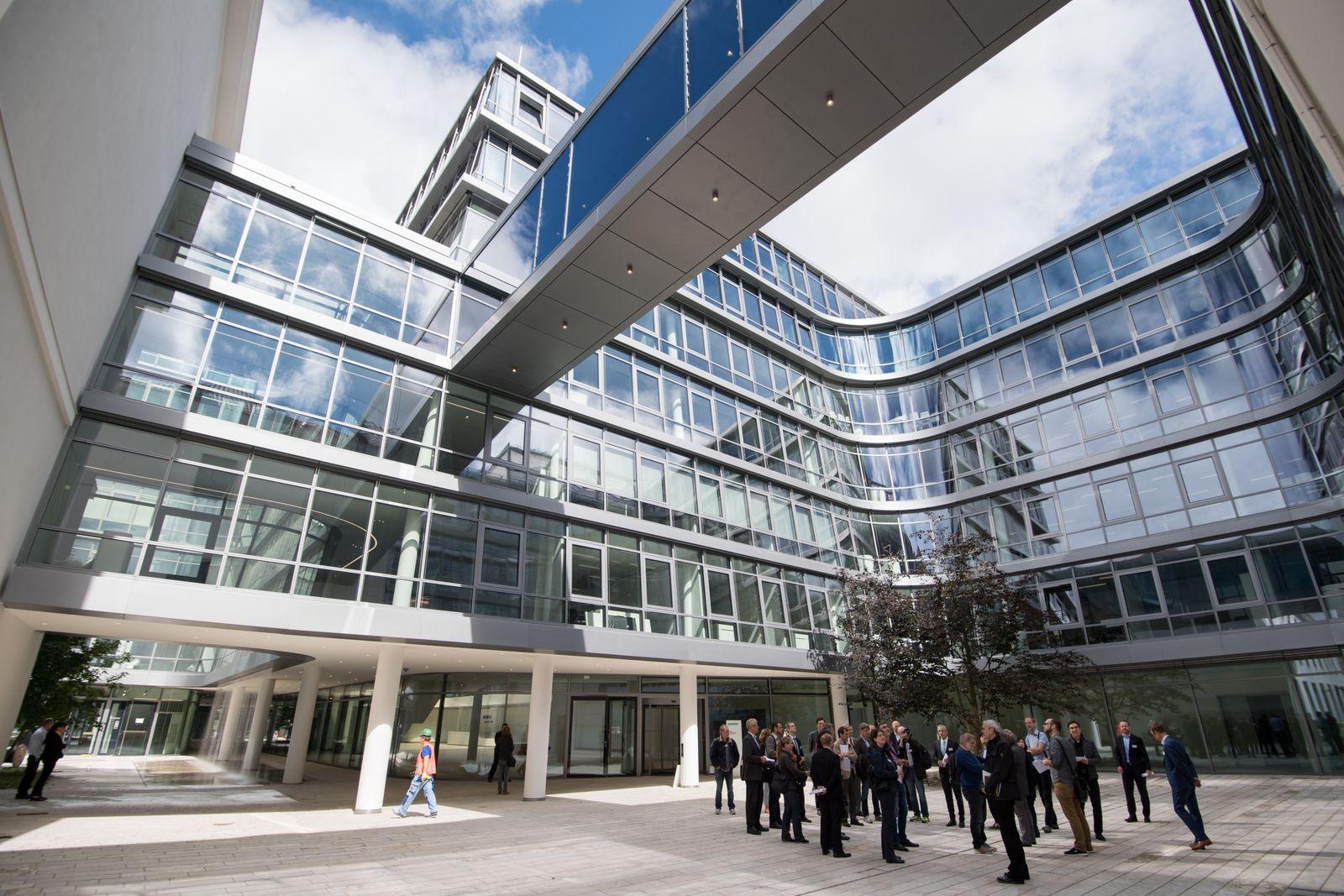 Neue Siemens Konzernzentrale