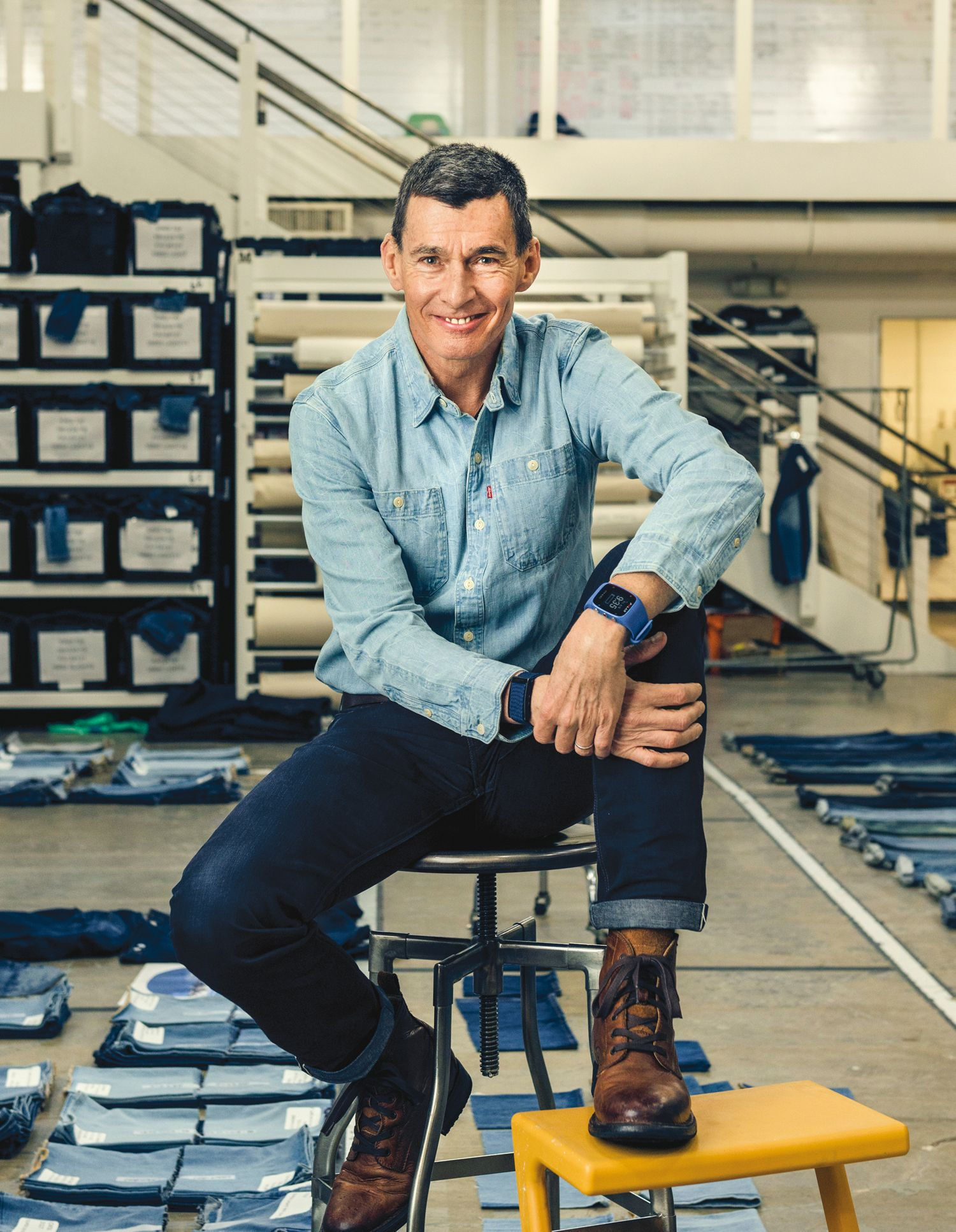 Chip Bergh for Harvard Business Review
