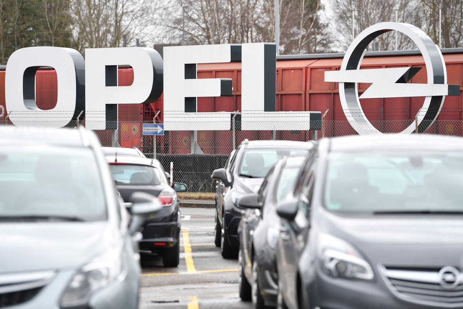 Opel-Werk