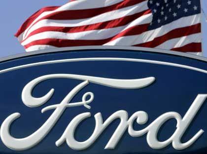 Frühphase der Sanierung:Ford macht Fortschritte