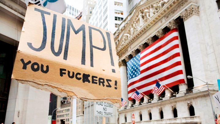 Zehn Jahre Finanzkrise: Das sind die härtesten Bankenjäger