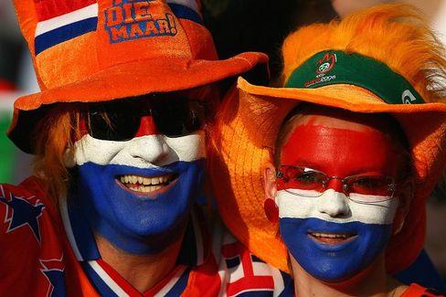 Sponsored by Nike: Der Konzern nutzte das Sponsoring der holländischen Nationalmannschaft für seine viralen Zwecke
