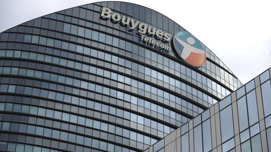"""Kurssturz von Bouygues: """"Eine der letzten Chancen für eine Konsolidierung des französischen Telekom-Marktes nicht genutzt"""""""