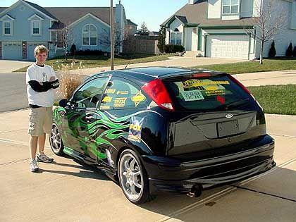 """""""...mein Auto"""": Was Wendel besitzt, hat er beim Metzeln gewonnen"""