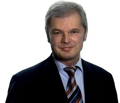 Aufsteiger: Der neue Chef der Hannover Rück Wallin