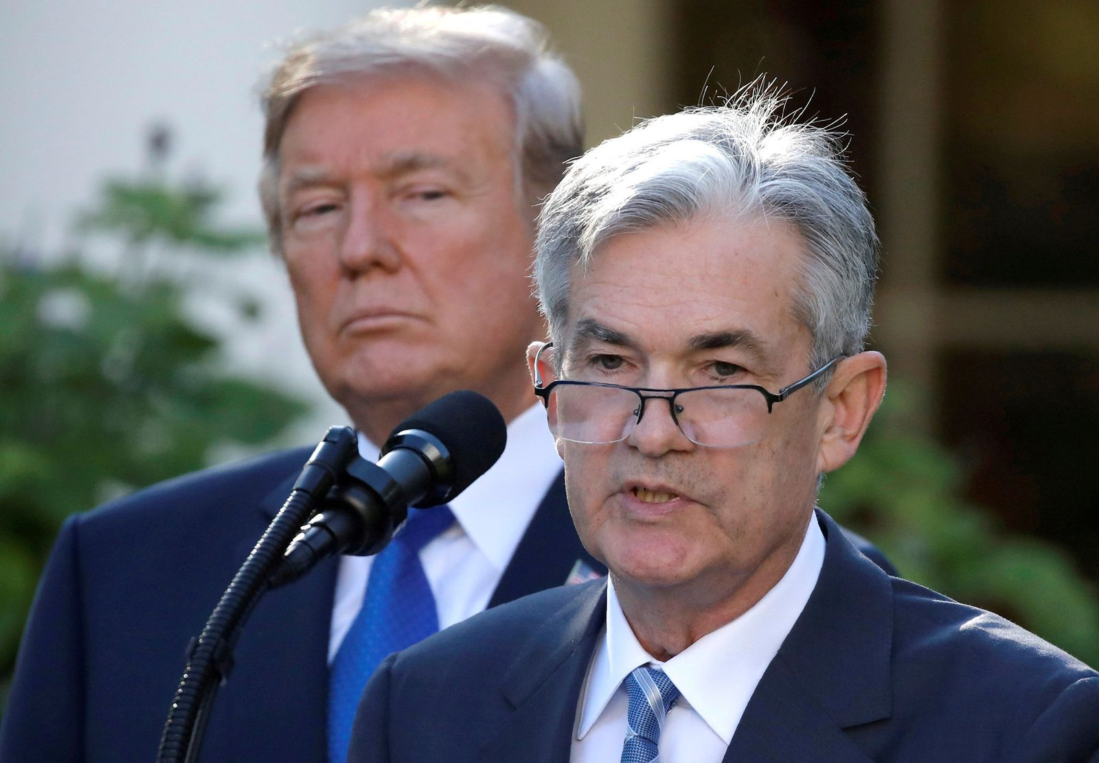 USA-TRUMP/FED