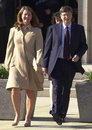 Spendabel: Bill und Melinda Gates