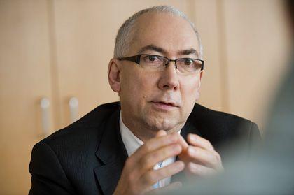 Gerd Billen ist Vorstand der Verbraucherzentrale Bundesverband e.V.