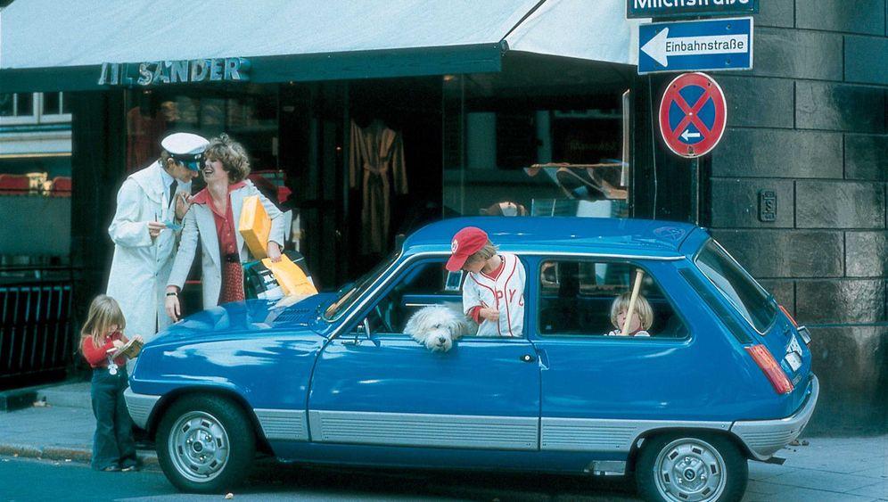 Kleinwagen mit Charme: 40 Jahre Renault R5