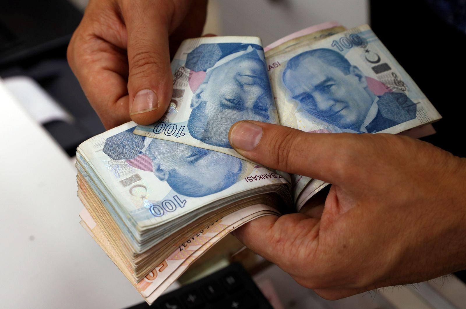 Türkei / Wirtschaft / Banknoten / Lira / Konjunktur /