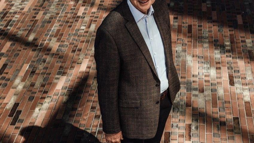 """SCHÖNE AUSSICHTJohannes Teyssen steht noch bis Ende 2021 an der Spitze des Essener Energiekonzerns. Danach beginne für ihn """"die große Freiheit"""", sagt er."""
