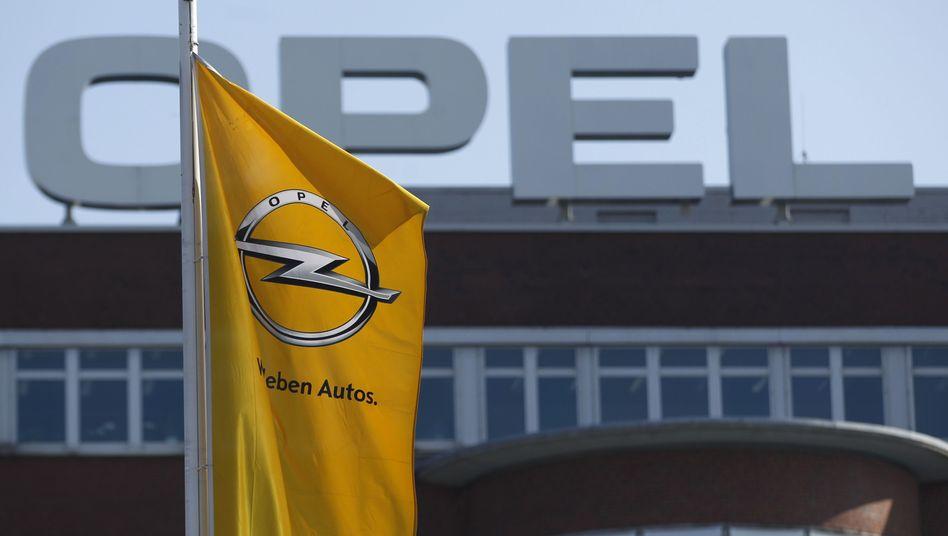 Opel-Werk in Bochum: Die Standortgarantie läuft Ende 2014 aus