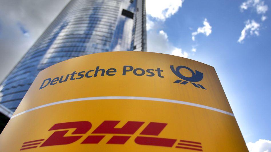 Profiteur der Globalisierung: Die Deutsche Post verdient prächtig