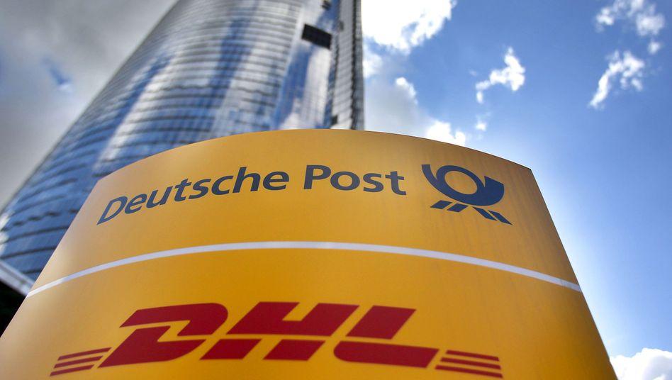 Post-Zentrale in Bonn: Der Quartalsbericht des Logistikunternehmens kam an der Börse gut an