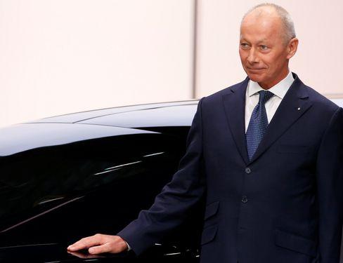 Seit September 2020 im Amt: Thierry Bolloré, CEO von Jaguar Land Rover