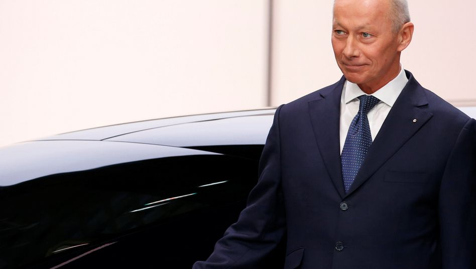 """Renault-Chef Thierry Bolloré: """"Die Preise für Elektroautos müssen dramatisch sinken, das ist eine Notwendigkeit"""""""