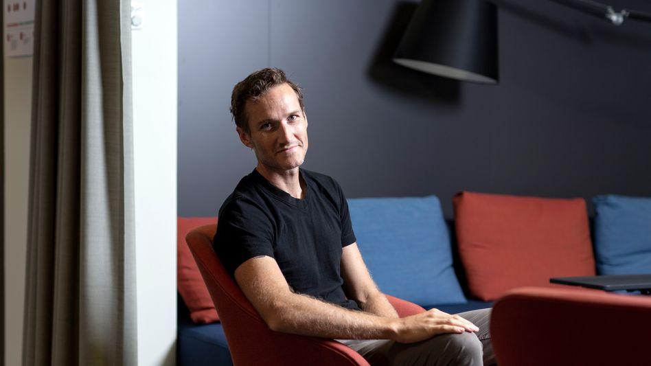 Gewieft: Lieferchef Niklas Östberg