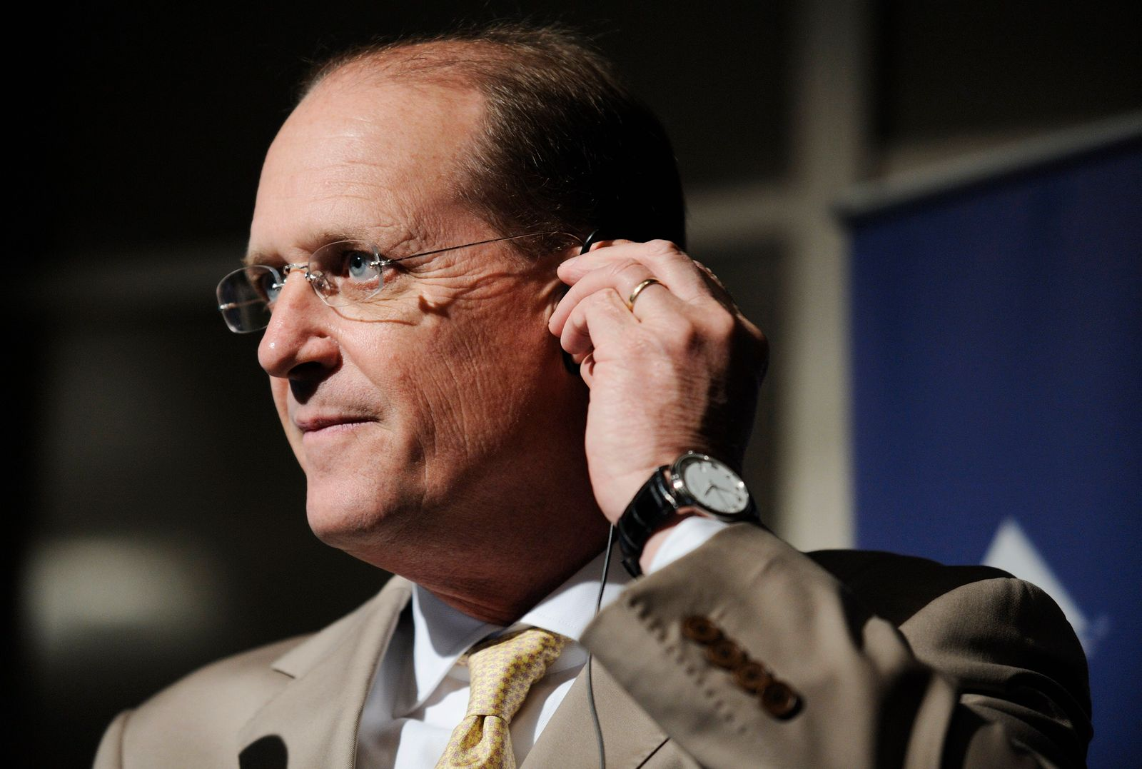 Delta Air Lines CEO Richard Anderson News Conference