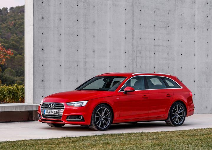 Audi A4: Als Kombi höchst beliebt, die Neuauflage gewinnt an Fahrt - Platz 9