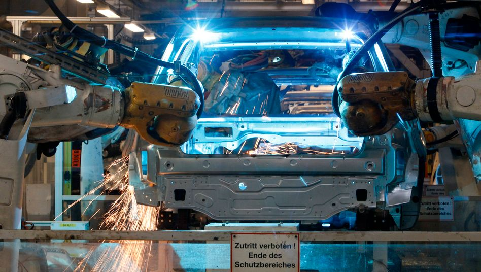 Autoproduktion: Mittelständischen Zulieferern droht die Pleite