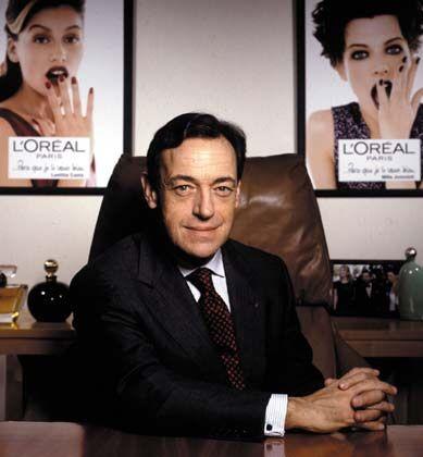 Lindsay Owen-Jones Chairman und CEO L'Oréal Gesamtbezüge 2003: 6,58 Mio. Euro (Platz 9 im Stoxx) Wertschaffung: -16,2 Prozent* * Durchschnitt im Stoxx: 13,8 Prozent