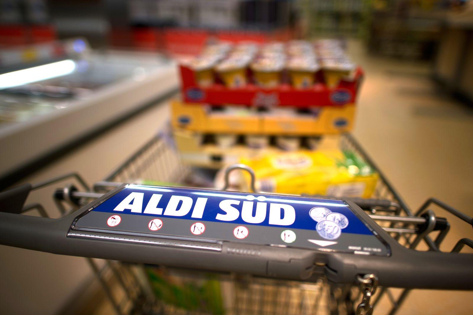 Aldi Süd / Discounter Schick / Alte Filiale
