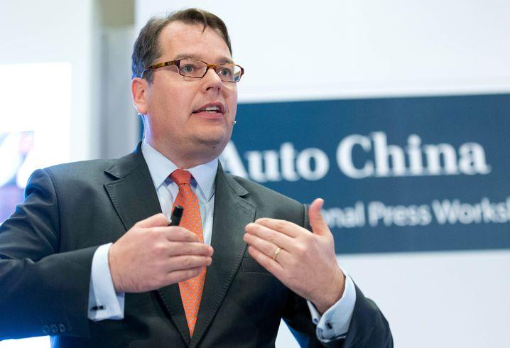 Neuer Vertriebschef: Audis bisheriger China-Beauftragter Voggenreiter