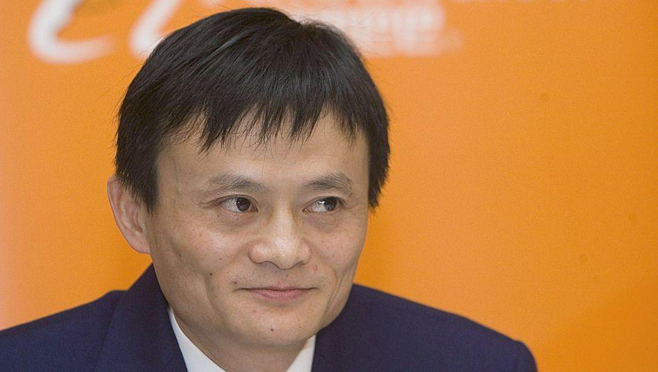 Alibaba-Gründer und -Chef: Jack Ma will sich Geld von US-Investoren holen
