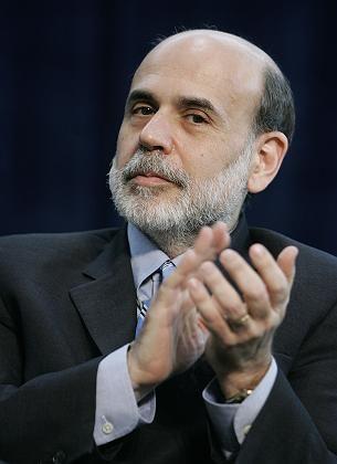 Ben Bernanke , Chef der US-Notenbank