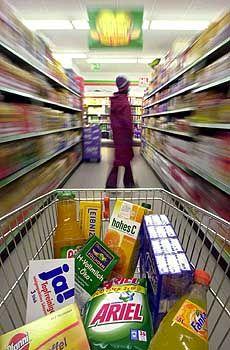 Günstiger Einkaufen: Lebensmittelpreise sind im Januar gefallen