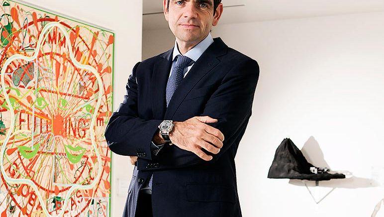 Jérôme Lambert soll das kriselnde Uhrengeschäft auf Trab bringen