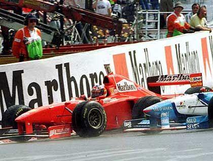 Formel 1 Streit auf ganzer Linie