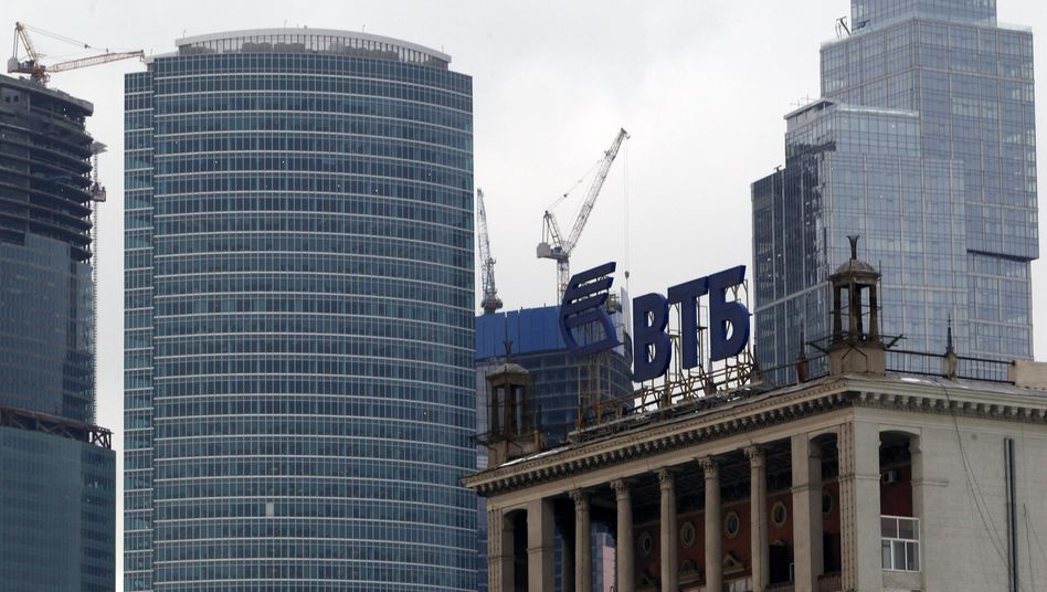 VTB Bank in Moskau