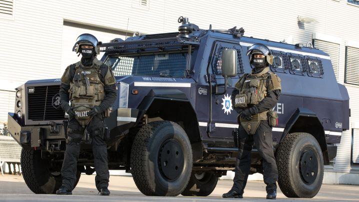 High Tech zum G20-Gipfel: Wie Hamburg zur Rüstungsmesse wird