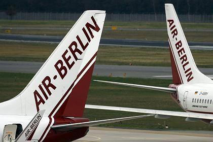 Im dritten Quartal zugelegt: Air Berlin erwirtschaftete zuletzt deutlich höheren Umsatz als im Vorjahr