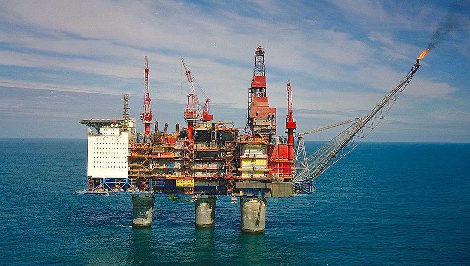 Norwegische Ölbohrinsel: Weitere Föderstellen geplant