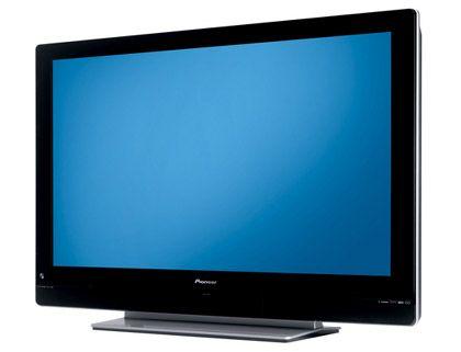 Home Entertainment: Pioneer 16:9 Plasma-Fernseher