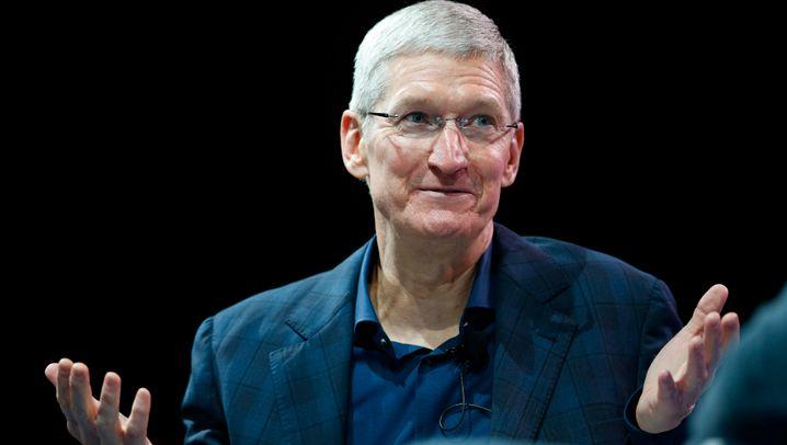 Wertvollster Konzern der Welt: So viel verdienen die Apple-Manager