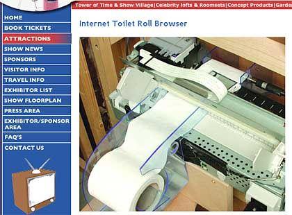 Internet-Toilettenpapier: Der Hype steckt in der Krise