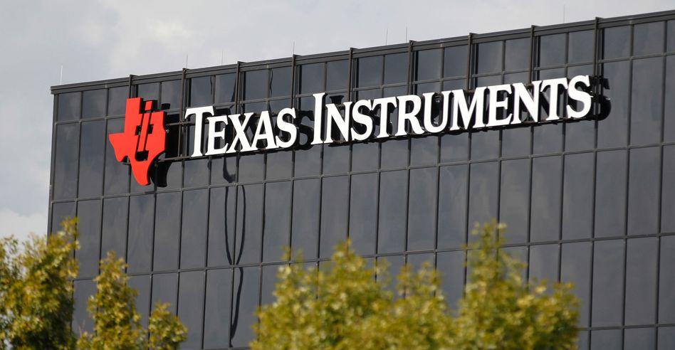 Texas Instrument überrascht die Märkte mit einem starken Ausblick