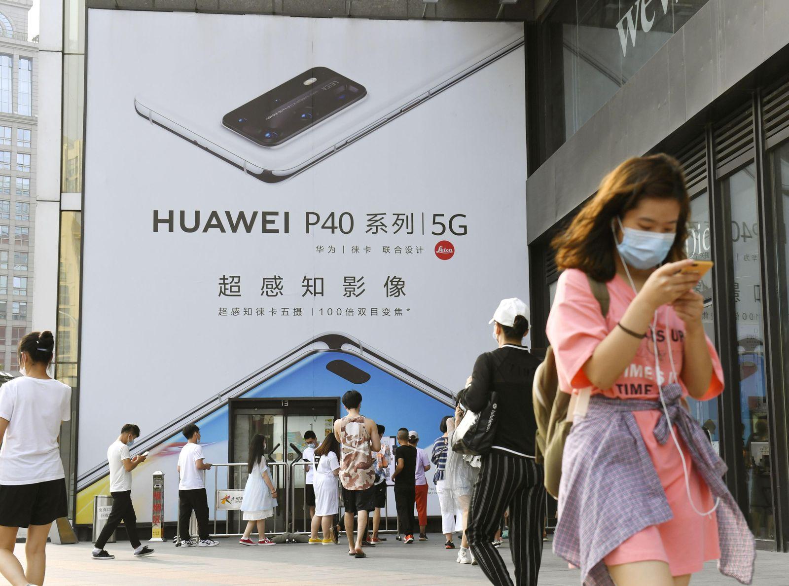 Streit um Huawei