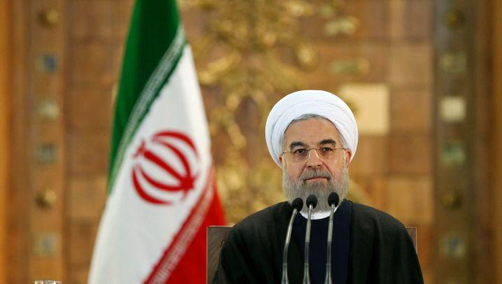 Wirtschaftsbilanz der Europa-Reise von Irans Präsident Ruhani: Die Milliarden-Deals des reichen Onkels aus dem Iran