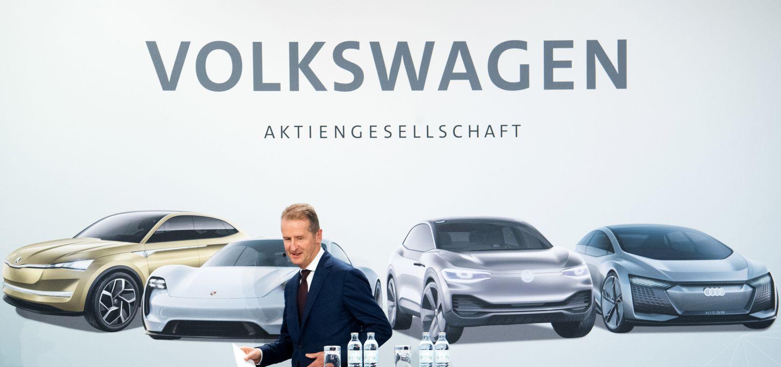 Volkswagen / Herbert Diess