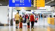 Frankfurter Flughafen bleiben die Passagiere aus