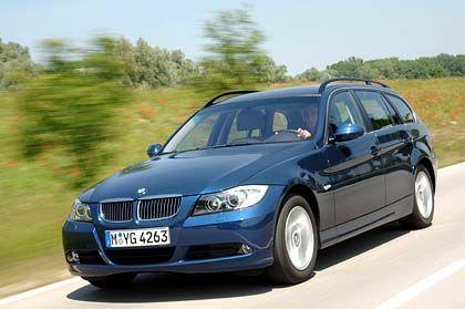Lifestyle-Kombi: BMW 3er Touring