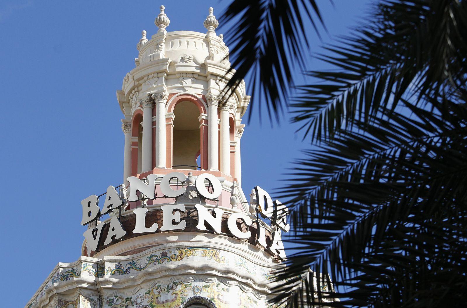 Banco de Valencia/ Spanien / Bank