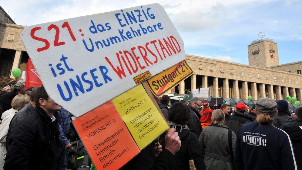 Endspiel um Stuttgart 21: Wer im Ländle für den Sieg kämpft